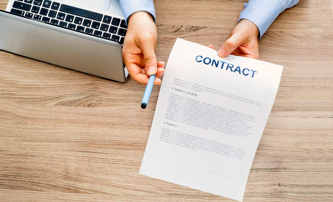 Main Points of a Software Development Contract software development contracts | Laneways.Agency